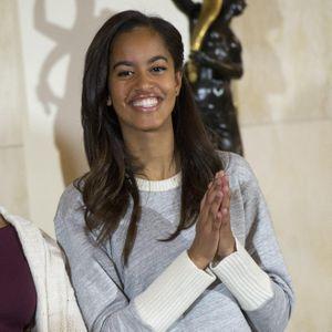 Malia Obama En Stage Sur La Série « Girls » De Lena...