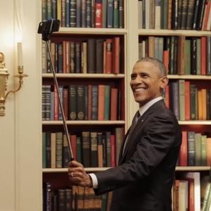 Prêt-à-liker : Barack Obama, Prof De Selfie