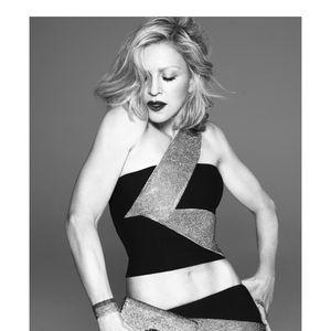 Versace: La Troublante Ressemblance Entre Madonna...