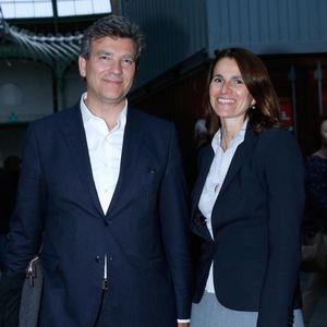 Arnaud Montebourg Et Aurélie Filippetti : Un Couple...