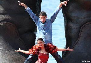 Cannes : Antonio Banderas Et Salma Hayek Très