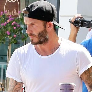 David Beckham Bat Des Records Sur Instagram
