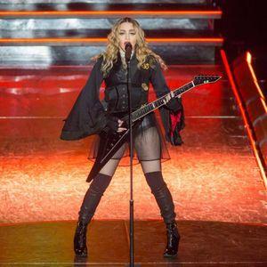 Madonna : Le Père Biologique De David, Son Fils Ado...