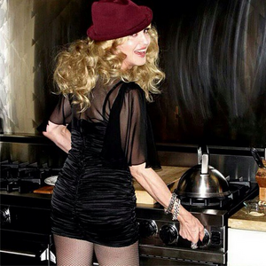 Madonna Victime D'un Hacker : Ses Photos Privées Et...