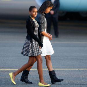 Malia Et Sasha Obama Paient-elles Les Pots Cassés D...