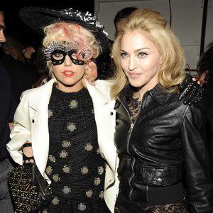 Non, Madonna N'a Pas Écrit De Chanson Contre Lady G...