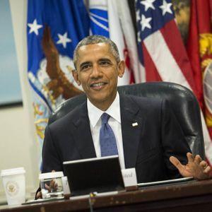 Quand Barack Obama Essaie De Soutirer Des Infos Sur...