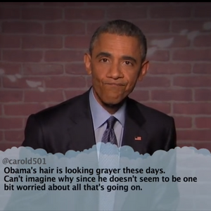 Vidéo : Quand Barack Obama Découvre Les Tweets Méch...