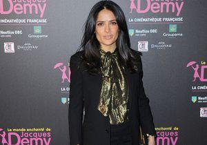 Le Look Du Jour : Salma Hayek