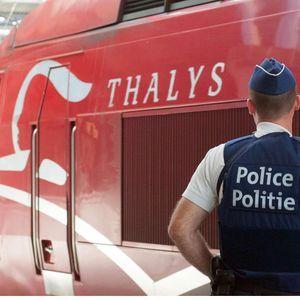 Attentat Du Thalys : « Nous Étions Au Mauvais Endro...