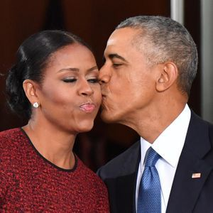 Barack Et Michelle Obama : Des Tweets Et Du Love Po...