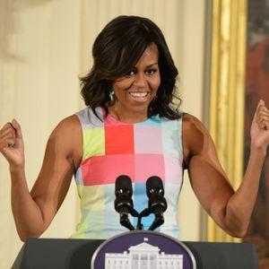 Michelle Obama : Elle Répond Au Défi #GimmeFive De...