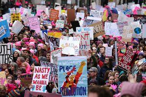 On Y Était - Women's March : Une Nuée De Féministes...