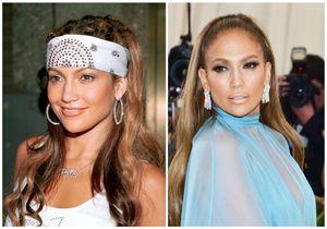Avant/après : Jennifer Lopez de ses débuts à aujourd'hui, elle n'a pas changé