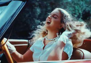 Lana Del Rey s'impose comme icône beauté dans son nouveau clip