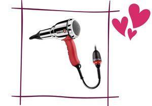Le sèche-cheveux professionnel pour un brushing en un temps record
