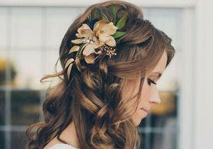 15 coiffures de demoiselle d'honneur canons pour faire sensation