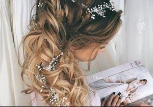 Comment se faire une jolie coiffure fleurie