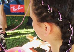 Le hashtag de la semaine : #HairMetal