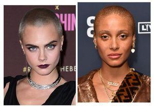 Cheveux rasés : 10 femmes célèbres qui ont osé