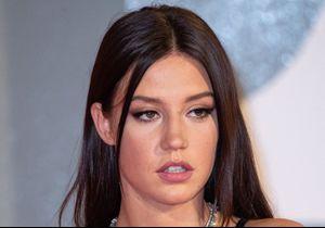 Adèle Exarchopoulos confirme la tendance cheveux du moment au défilé Fendi