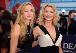 Alexandra Lamy : sa fille Chloé Jouannet copie sa coiffure bouclée et c'est son sosie