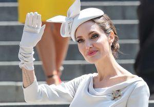 Angelina Jolie s'affiche en blonde et renoue avec une colo d'antan