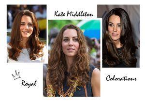 Avant / après : Kate Middleton, tous ses changements de colorations de cheveux
