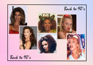 Les stars font renaître ces coiffures des années 90
