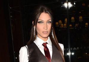 Bella Hadid : elle adopte la coupe de cheveux signature de Carla Bruni