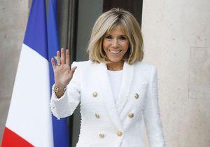 Les plus belles coiffures de Brigitte Macron