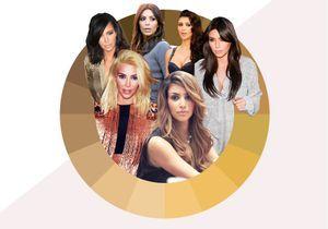 Kim Kardashian : toutes ses coupes en images