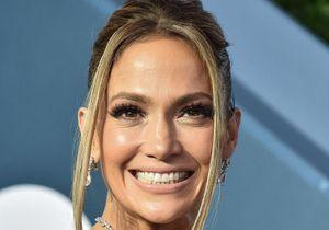 Jennifer Lopez fait renaître cette coiffure des années 2000 aux SAG Awards