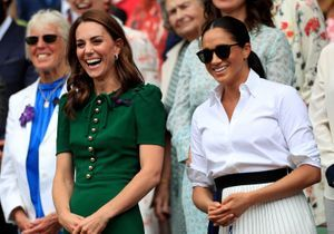 Kate Middleton et Meghan Markle ont trouvé la coiffure parfaite pour nos visioconférences