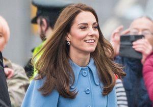 Kate Middleton succombe à la coiffure déjà adoptée par Meghan Markle et Victoria Beckham