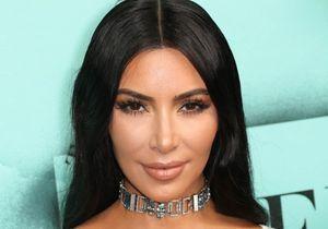Kim Kardashian succombe à la frange et ce n'est pas sans raison