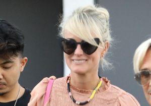 Laeticia Hallyday, sa nouvelle coupe de cheveux pour son retour en France