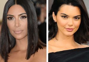 Les deux sœurs Kardashian-Jenner changent radicalement de tête pour le défilé Tom Ford