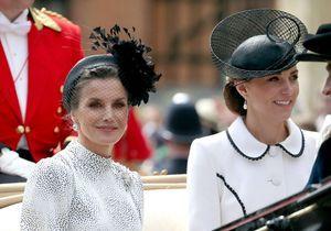 Letizia d'Espagne : son accessoire hommage à Kate Middleton