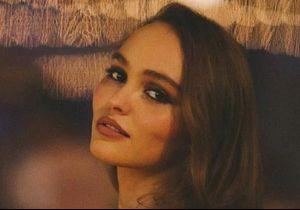 Lily-Rose Depp adopte la coiffure culte de sa mère, Vanessa Paradis