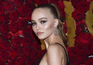 Lily-Rose Depp se fait une frange et c'est le sosie de sa mère Vanessa Paradis