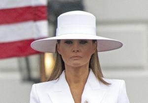 Melania Trump devient blonde comme Brigitte Macron