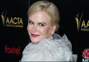 Nicole Kidman méconnaissable : cette chevelure qu'elle n'avait pas affichée depuis des années