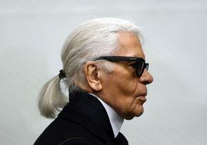 Pourquoi Karl Lagerfeld portait-il un catogan depuis 1976 ?