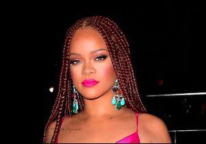 Rihanna confirme la tendance cheveux de l'été
