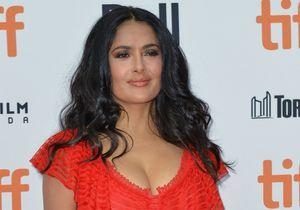Salma Hayek métamorphosée, sa chevelure grise met Instagram en émoi
