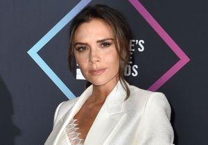 Victoria Beckham : son coiffeur lui coupe les cheveux dans sa voiture avant les People's Choice Awards