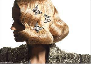 30 coiffures de fêtes