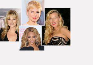 Blondes célèbres : 20 idées coloration à leur piquer