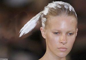 Coiffure : défilés Fashion Week PAP Printemps-Eté 2011 de New York